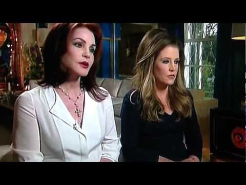 Elvis - In their first interview together from Graceland, , Elvis' former wife, Priscilla Presley and daughter, Lisa Marie Presley discuss the long lasting power of ...