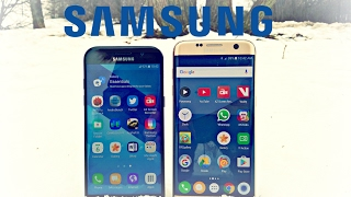 Video Samsung Galaxy A5 2017 vs Galaxy S7 edge - Which Galaxy is Best For You? MP3, 3GP, MP4, WEBM, AVI, FLV Mei 2019