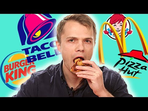 WATCH: Delish Fast-Food Mash-Ups