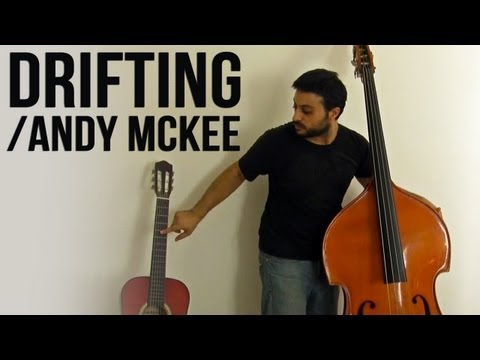 upright - I love Andy McKee's Drifting song, so here it is on the double bass :-) Filming & Consulting: Guy Dayan http://GuyDayan.com Download my music! http://adamben...