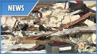 Video Indonesia plane crash: belongings and wreckage returned to port MP3, 3GP, MP4, WEBM, AVI, FLV November 2018