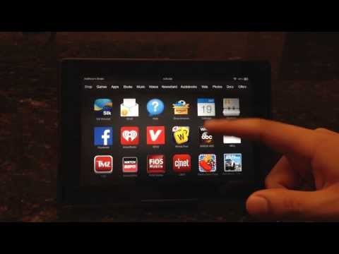 "Amazon Kindle Fire HD 7"" (2013): Review"