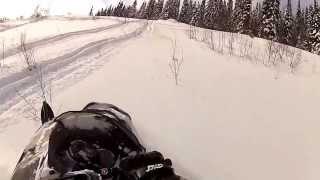 6. Ski-Doo Summit X, Tundra Xtreme 2014