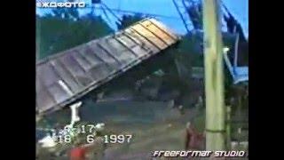 Крушение поезда на станции Лихославль