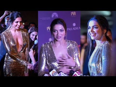 Deepika Padukone At XXx Return Of Xander Cage India Premiere