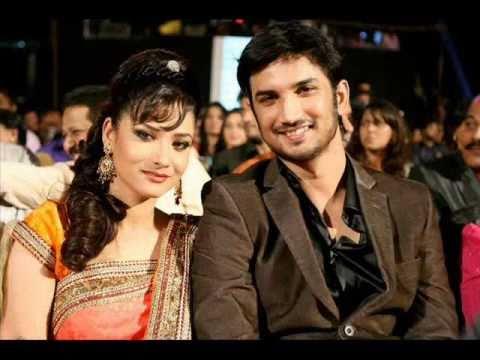 Sushant and Ankita's lovestory
