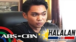 Cabugao Philippines  city images : TV Patrol: 21-anyos, nanalong alkalde sa Cabugao, Ilocos Sur