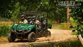 1. 2015 Yamaha Viking VI First Ride - 4WheelDirt
