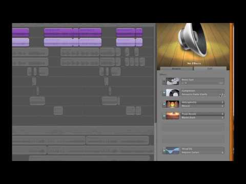 Home recording Mixing Tips Ep 2 (Part B) Mixing the rhythm section, Drums bass, guitars