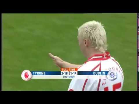 Гэльский футбол - основные моменты Дублин против Тайрона, финальный этап всей Ирландии 27/8/2005 онлайн видео