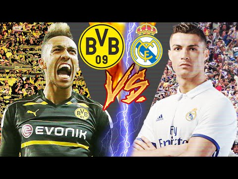 Borussia Dortmund vs Real Madrid ● 2-2 ● All Goals and Highlights ● 27.09.2016 ● UCL ● 1080p