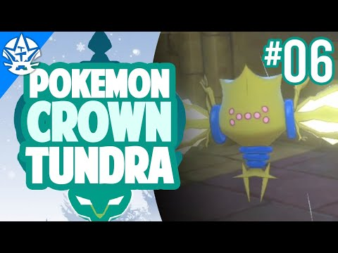 NEW LEGENDS!! | Pokemon Crown Tundra (Episode 6) - Sword and Shield DLC