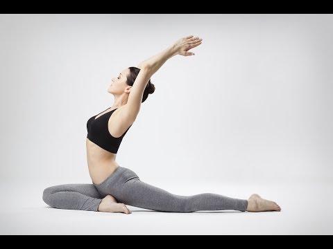 Bài tập yoga giảm mỡ bụng tại nhà hiệu quả nhanh  Emdep TV - Full HD