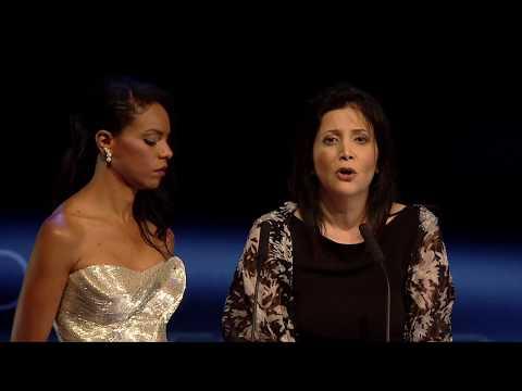 Festival Télévision de Monte Carlo 2018  - Remise du Prix AMADE   Documentaire Les enfants perdus du