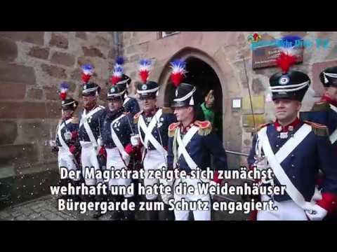 Marburger Narren übernehmen die Macht