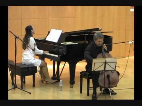 Schumann – Fantasy Pieces Op. 73 – Part 2 – Orit Wolf Concerts