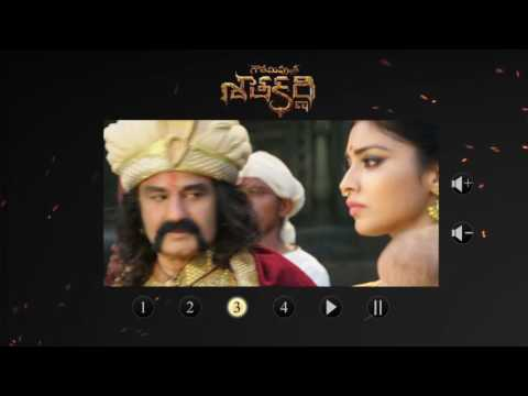 Gautamiputra Satakarni  AUDIO RELEASE INVITATION