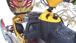 8. Snowmobile Trouble with the 2002 Ski-doo MXZ 700