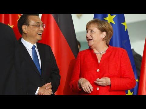 Gemeinsame Zukunftstechnologie: Deutschland und China v ...