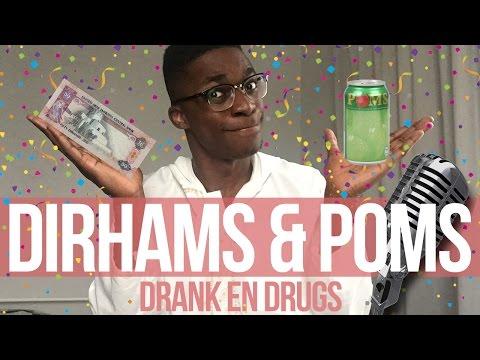 | DIRHAMS & POMS! (Lil Kleine & Ronnie Flex - Drank & Drugs parodie)