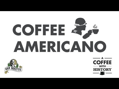 The Story Behind the Americano