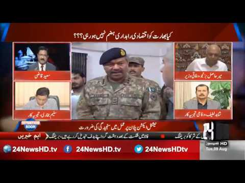 Situation Room 9th August 2016