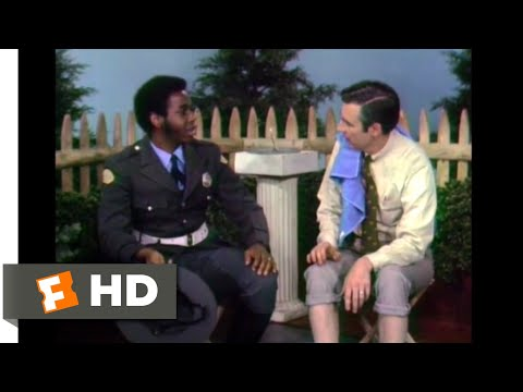 Won't You Be My Neighbor? (2018) - Officer Clemmons Scene (5/10) | Movieclips