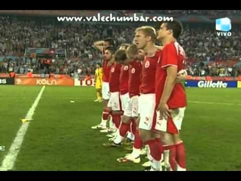Alemania 2006: Suiza vs Ucrania (Penales) Disputan el pase a 8vos de Final.
