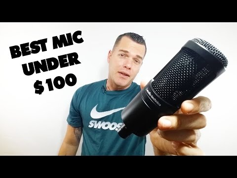 Best Budget Microphone for Home Studios