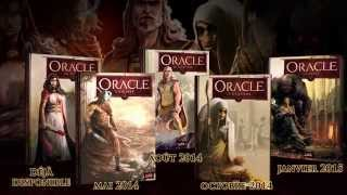 Oracle Tome 2 - Bande annonce BD - Bande annonce - ORACLE - 00:00:56