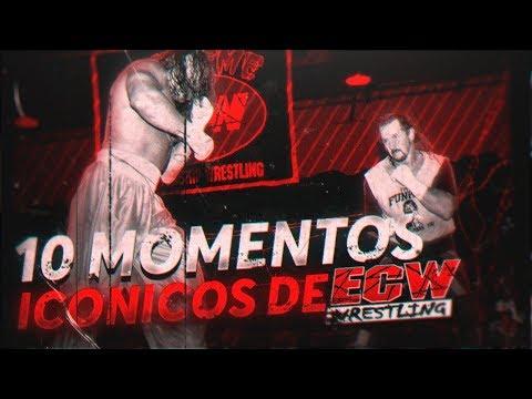 10 Momentos Iconicos de ECW Original