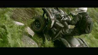 9. Yamaha ATV: The 2009 Grizzly 550 - trail - Press introduction