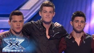 Restless Road Is Eliminated From The X Factor - THE X FACTOR USA 2013