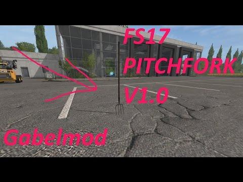 FS17 Pitchfork v1.0