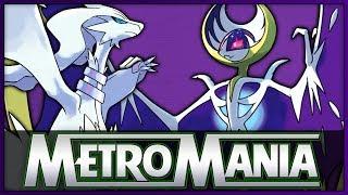 Reshiram vs Lunala | MetroMania Season 2 Heat 6 | Legendary Pokémon Metronome Battle Tournament by Ace Trainer Liam