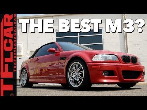2006 BMW M3 E46: Dude, I Love My Ride!