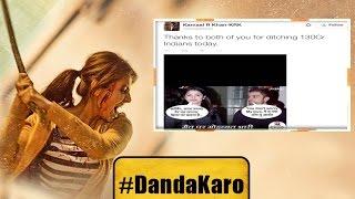 Internet Bullying Anushka Sharma-#DandaKaro