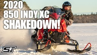 4. Highs and Lows of the 2020 Polaris 850 INDY XC 137