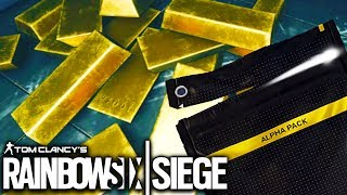 MAKING MONEY FOR ALPHA PACKS - Tom Clancy's Rainbow Six (4K Stream)•Make sure to Subscribe!!! https://goo.gl/Az5SEQCheck out:•HikeTheGamer - https://goo.gl/UpciQw•HikeTV -  https://www.youtube.com/c/HikeTVCheck out:• Grand Theft Alien - https://www.youtube.com/playlist?list=PLYHMmsuNOK_eepXc98YiiYVPPiukvv_R2FOLLOW ME ON:• Twitter - https://twitter.com/HikeTheGamer• Instagram - https://www.instagram.com/hikethegamer/• FaceBook - https://www.facebook.com/HikeTheGamer• Snapchat - https://www.snapchat.com/add/HikesnapsI'm playing with:HikePlays is a YouTube Gaming streaming channel. We try to stream everyday and have daily uploads over on https://YouTube.com/HikeTheGamer. I play lots of games ranging from Grand Theft Auto to Ark: Survival! If you want to get ahold of me feel free to check me out on my Twitter page @HikeTheGamer! Thanks for checking out my channel!If you enjoyed the video make sure to click that LIKE Button!