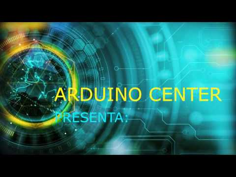 Tutoriales Arduino Center - Barrido De Leds