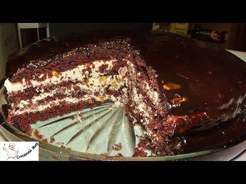 Пирожное прага рецепт с фото пошагово