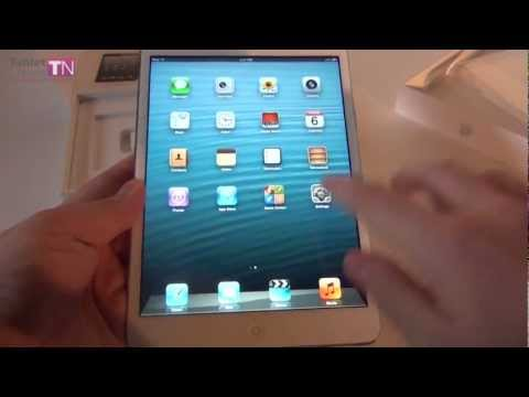 iPad Mini Unboxing – 7.9 Inch Apple Tablet Out of the Box – Tablet-News.com