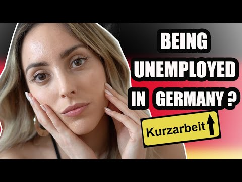 How Germany deals with Unemployment | What is Kurzarbeit?