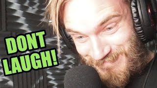 Video TRY NOT TO LAUGH CHALLENGE #02 (PewDiePie React) MP3, 3GP, MP4, WEBM, AVI, FLV Februari 2017
