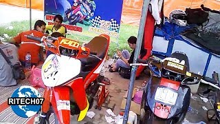 Video Paddock Road Race KejurProv Jatim di Ponorogo 11 Maret 2018 MP3, 3GP, MP4, WEBM, AVI, FLV Mei 2019