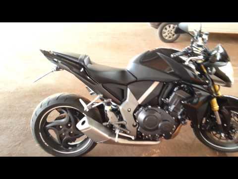 Honda CB 1000R 2013