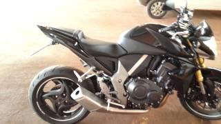 10. Honda CB 1000R 2013