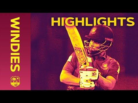 Tamim & Shakib Put On Record Stand - Windies v Bangladesh 1st ODI 2018 | Extended Highlights