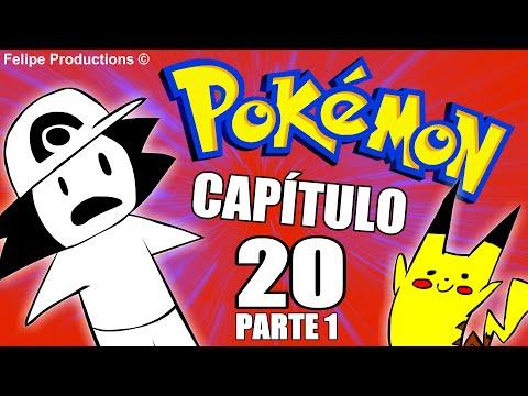 Pokémon - Capítulo 20 [Parte 1]