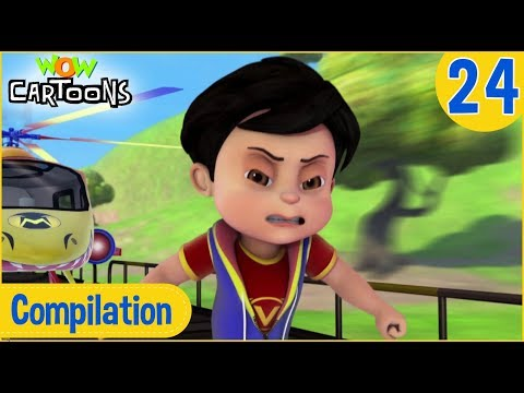 Vir The Robot Boy | Hindi Cartoon | Action Cartoons for Kids | Compilation #24 | 3D Cartoons